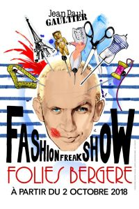 Fashion Freak Show: Jean Paul Gaultier's 50 Years of Pop Culture at Folies Bergère