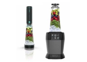 Nutri Ninja Blender with FreshVac Puts The Freshness Back!