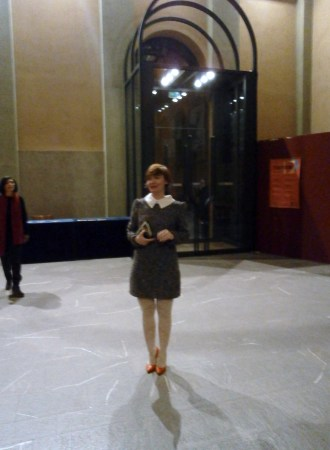 Carlotta Ghizzoni - organizzazione