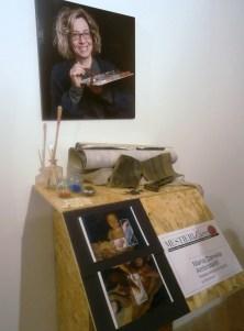 Maria Daniela Ambrosetti Restauratrice di dipinti