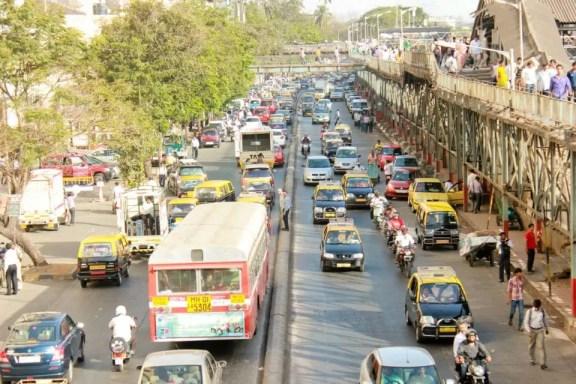 The Magical Streets of Mumbai Photo Courtesy: Mahesh Mayuur