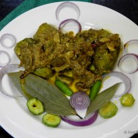From the Bong Kitchen: Stuffed Pointed Gourd Or Potoler Dorma