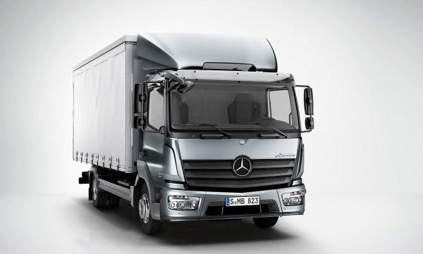 Mercedes Atego & Axor