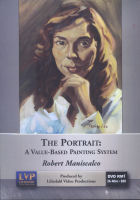 The portrait DVD cover