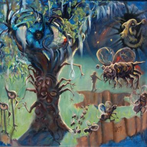 The Seeing Eye Tree NETI