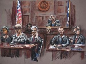 Dylann Roof Jury Trial