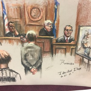 Dylann Roof Trial - Confession Played in Court