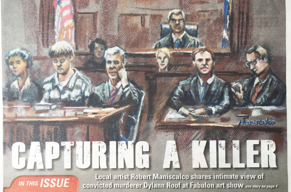Capturing a Killer – Westof Magazine