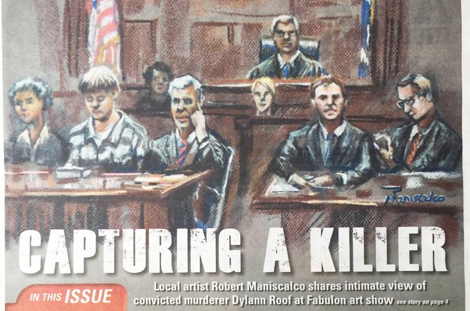 Capturing a Killer – Westof Magazine