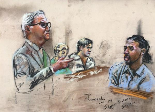 Slager Sentencing - Andy Savage cross examines Feiden Santana