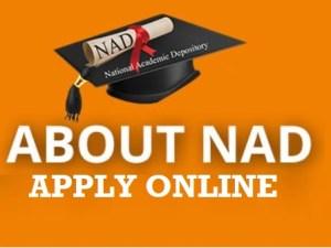 NAD ID