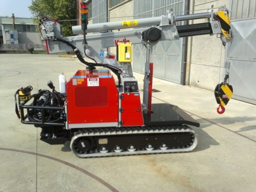 Manitex Valla 20 TRX - 2 ton pick & carry crane