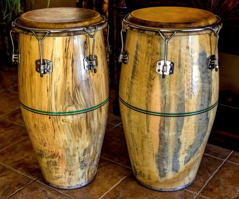 Solid Shell Congas - Manito Percussion