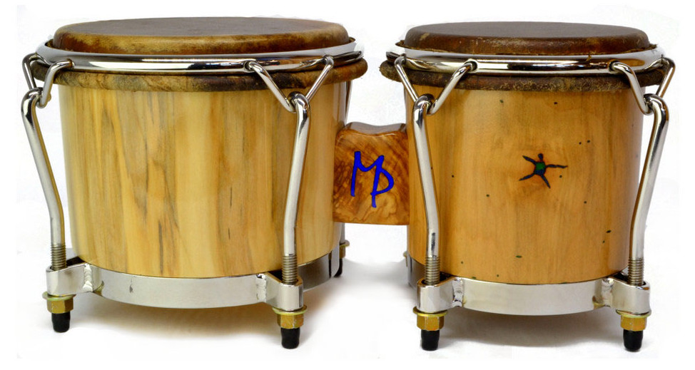 Mini Maple Bongos