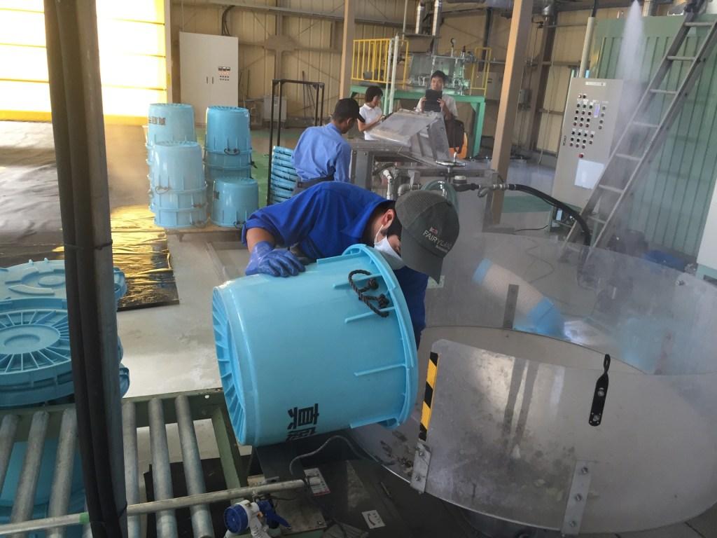 メタン発酵プラント