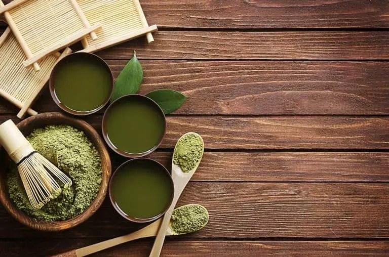 cara memutihkan wajah dengan teh hijau