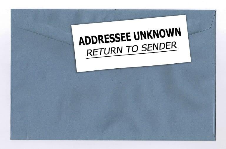 penulisan alamat surat