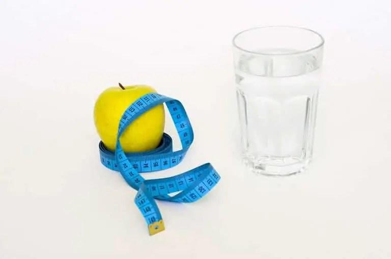 cara nurunin berat badan dengan meneguk air sebelum makan