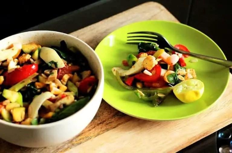 cara nurunin berat badan dengan porsi makan sedikit