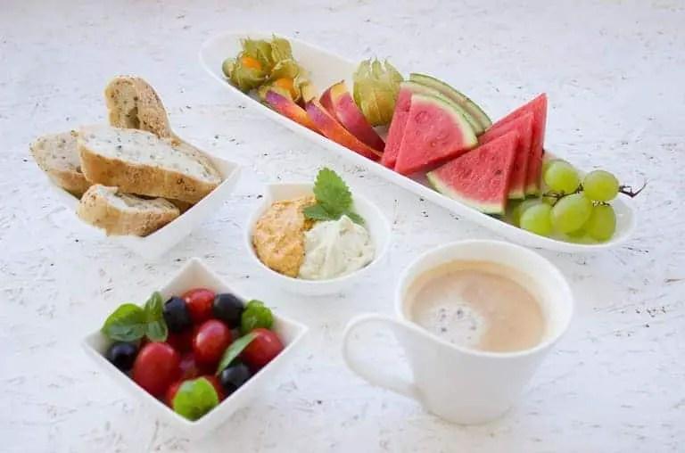 cara nurunin berat badan dengan sarapan sehat