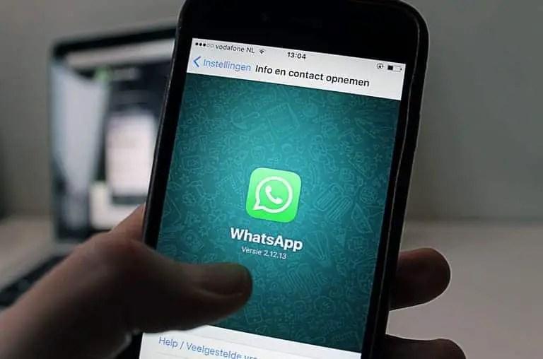 cara menggunakan whatsapp dengan smartphone