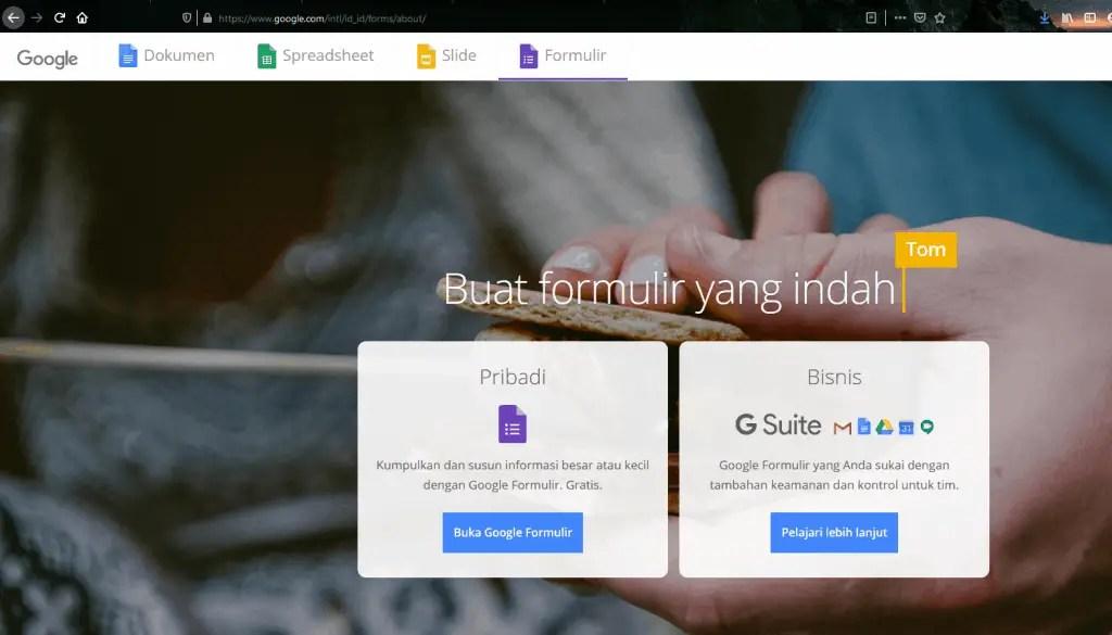 10 cara mudah membuat google forms