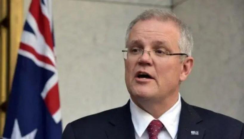 Kepala Negara Australia