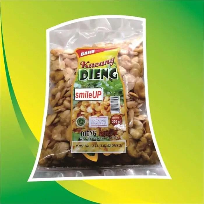 1. Kacang Dieng