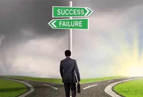 5. Jangan Pernah Membiarkan Satu Kegagalan Dari Masa Lalu Menghambat Anda Di Masa Depan