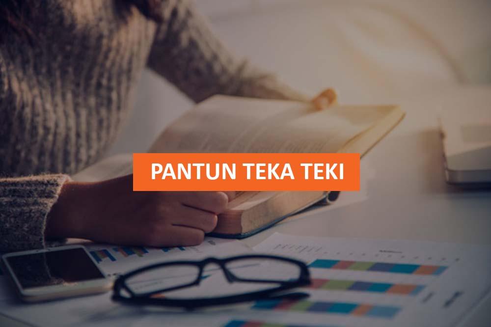 PANTUN TEKA TEKI