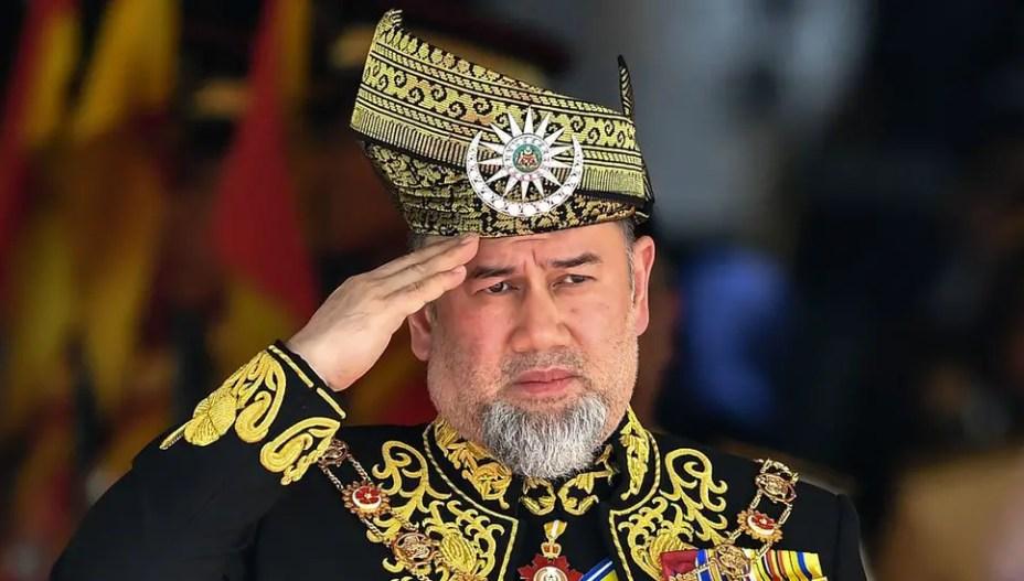 Tugas Raja Malaysia Yang Dipertuan Agung