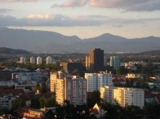 Don't cry for me, Ljubljana.