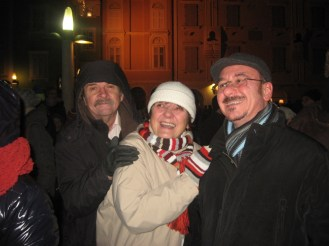 New year in Piran