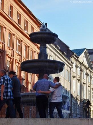 and my favourite: Ljubljana, Slovenia.