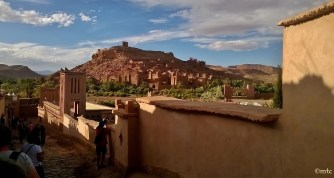 Aït Benhaddou - natural setting for Hollywood movies