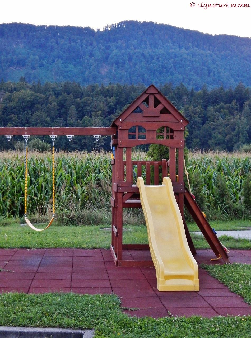Children of the Corn playground