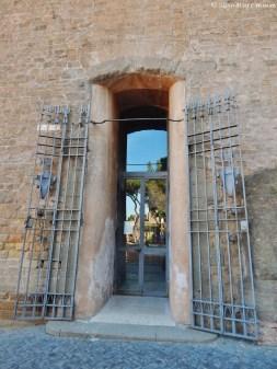 A reflection of Foro Romano