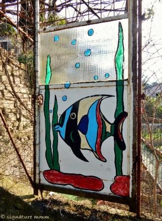 Fish doors and other Piran pecularities await.