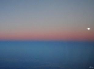 Super moon between Yeah-men & Oh-man (=Yemen and Oman).