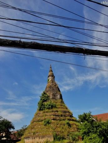 Vientiane, Laos capital.