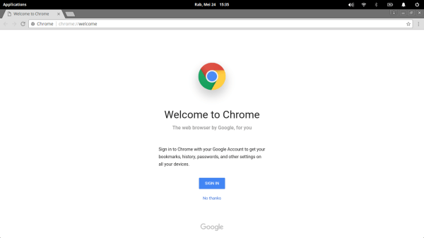 install google chrome on elementary os