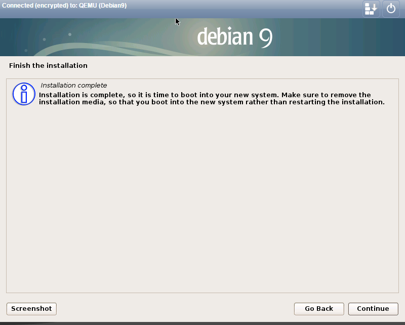 debian 9 installation completed.png
