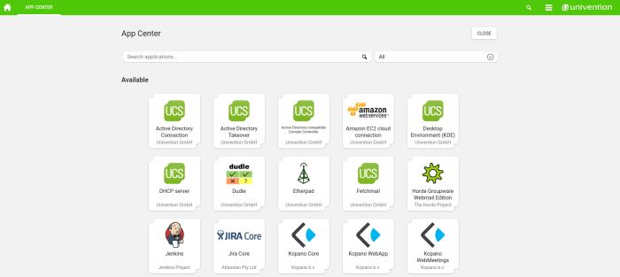 Linux file server for enterprise