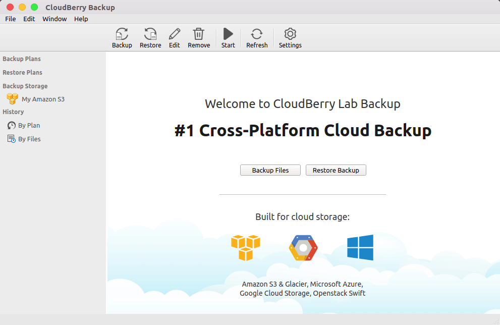 Install Cloudberry Backup on Ubuntu 16.04 in Two Simple Steps