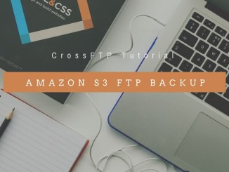 perform amazon s3 ftp backup