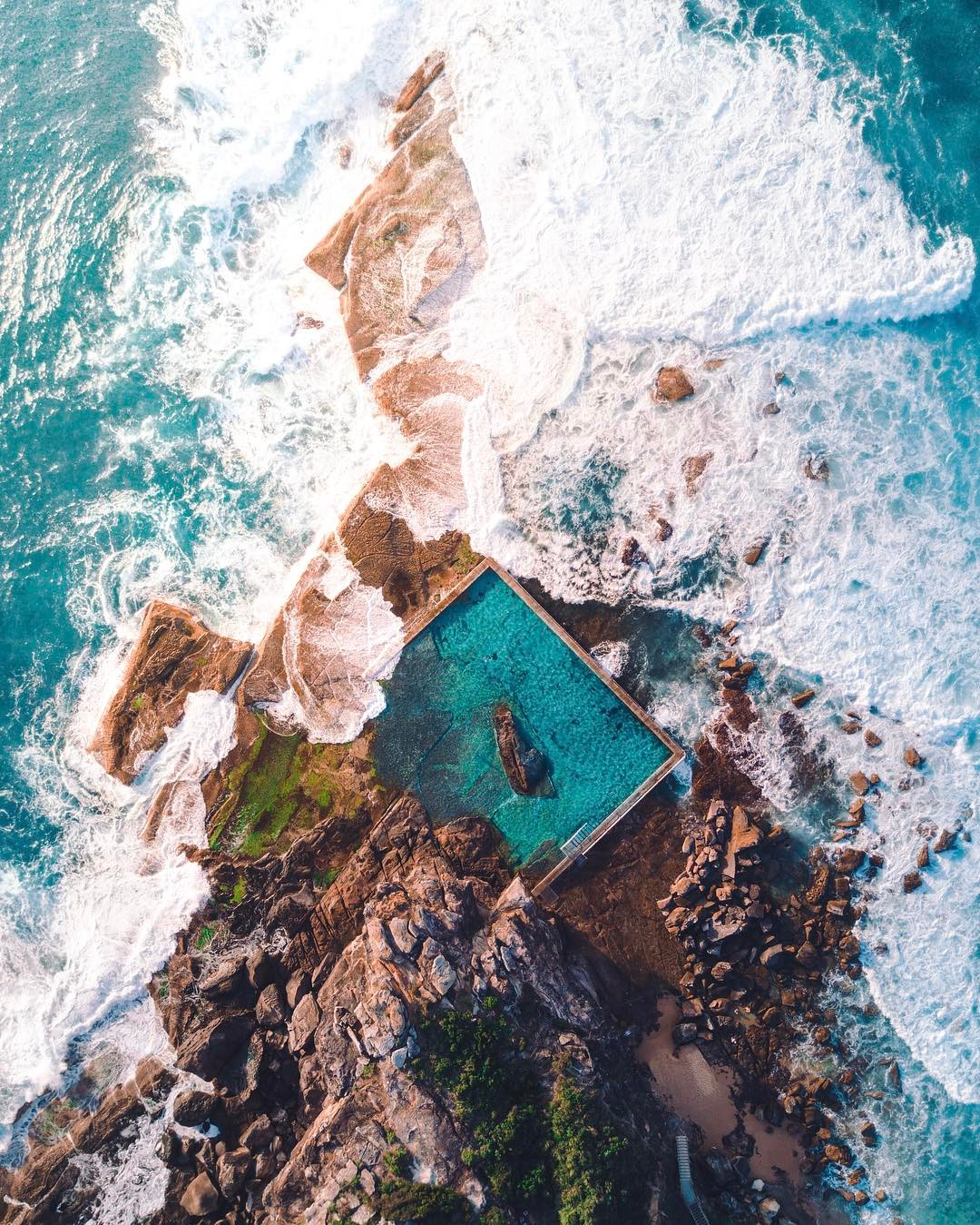beach photography by drone 3