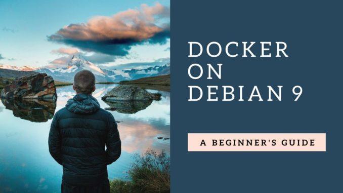 docker debian stretch