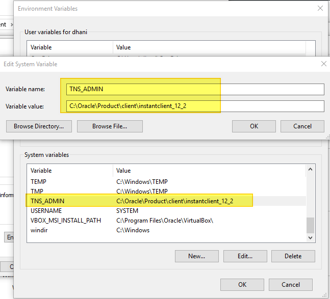 How to Install Oracle ODBC Driver on Windows 10 | Manjaro