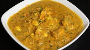 Paneer Makhani (Spicy Indian Cheese Curry) Recipe by Manjula