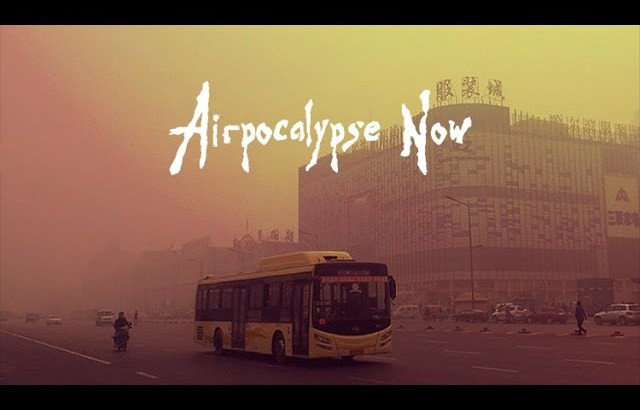 Millions in China Learn to Live With Smog 'Airpocalypse'